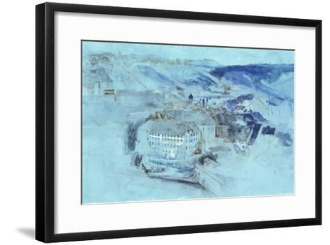 Fribourg-John Ruskin-Framed Art Print