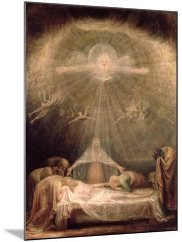 Deposition of Christ-Antonio Canova-Mounted Giclee Print