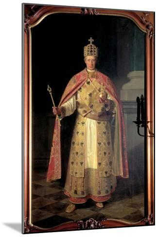 Francis II, Holy Roman Emperor-Ludwig Or Louis Streitenfeld-Mounted Giclee Print
