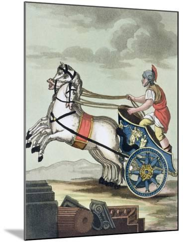 Charioteer, from L'Antica Roma, 1825--Mounted Giclee Print