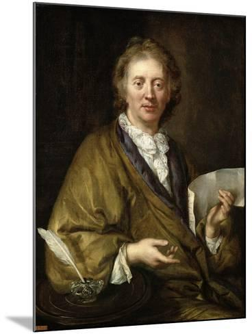 Portrait of a Man, Presumed to Be Francois II Couperin--Mounted Giclee Print