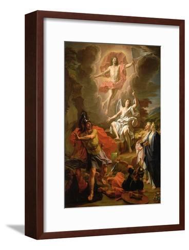 The Resurrection of Christ, 1700-Noel Coypel-Framed Art Print