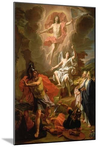 The Resurrection of Christ, 1700-Noel Coypel-Mounted Giclee Print