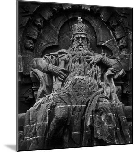 Monument to Emperor Barbarossa, Kyffhaeuser Mountain-Simon Marsden-Mounted Giclee Print