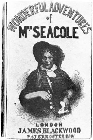 The Wonderful Adventures of Mrs Seacole, c.1857--Stretched Canvas Print
