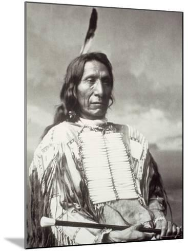 Red Cloud Chief-Charles M^ Bell-Mounted Photographic Print