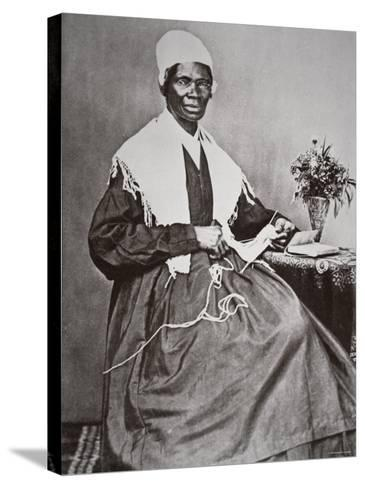 Sojourner Truth--Stretched Canvas Print