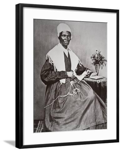 Sojourner Truth--Framed Art Print