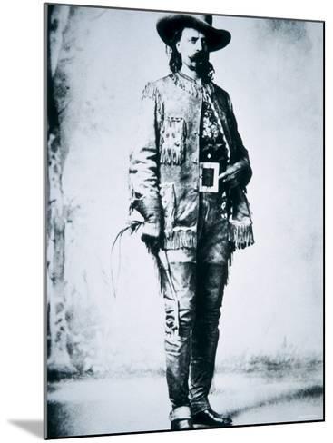 Buffalo Bill Cody--Mounted Photographic Print