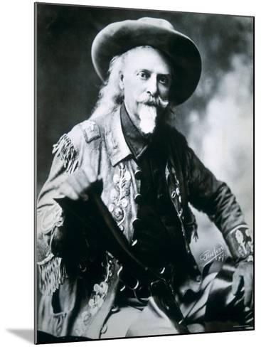Buffalo Bill--Mounted Photographic Print