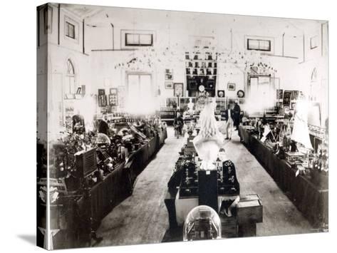 Trinidad and Tobago Exhibition, 1890--Stretched Canvas Print