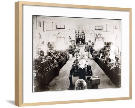 Trinidad and Tobago Exhibition, 1890--Framed Art Print