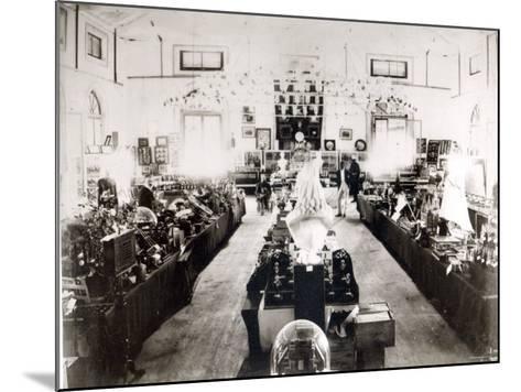 Trinidad and Tobago Exhibition, 1890--Mounted Photographic Print