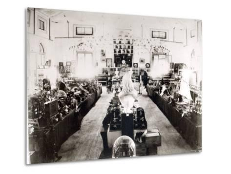 Trinidad and Tobago Exhibition, 1890--Metal Print