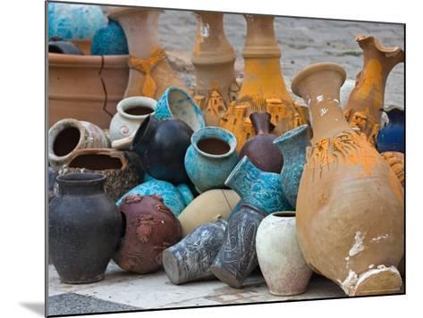 Village Pottery, Turkey-Joe Restuccia III-Mounted Photographic Print