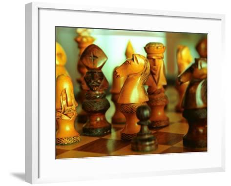Horned Dorsett, Rincon, Puerto Rico-Greg Johnston-Framed Art Print