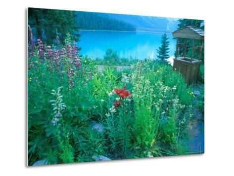 Emerald Lake, Yoho National Park, British Columbia-Rob Tilley-Metal Print
