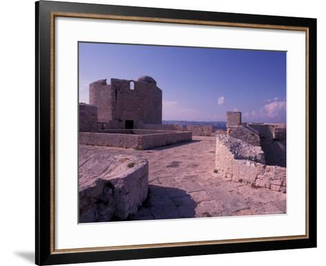 Chateau d'If, Marseille, France-Nik Wheeler-Framed Art Print