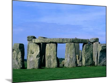 Abstract of Stones at Stonehenge, England-Bill Bachmann-Mounted Photographic Print