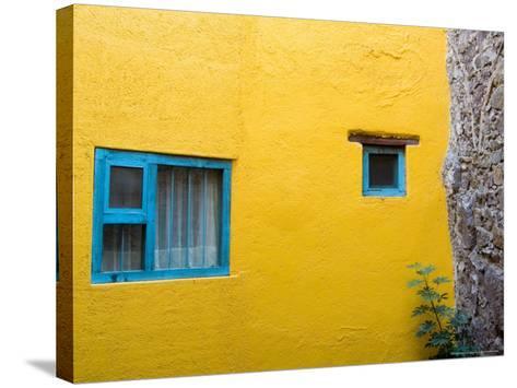Hotel El Meson De Los Poetas, Guanajuato, Mexico-Julie Eggers-Stretched Canvas Print