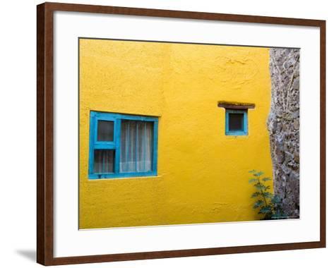 Hotel El Meson De Los Poetas, Guanajuato, Mexico-Julie Eggers-Framed Art Print