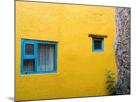 Hotel El Meson De Los Poetas, Guanajuato, Mexico-Julie Eggers-Mounted Photographic Print