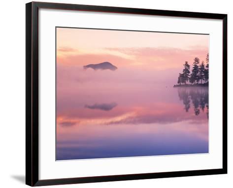 Salt Pond Bay and Nauset Beach, Cape Cod National Seashore, Massachusetts, USA-Howie Garber-Framed Art Print