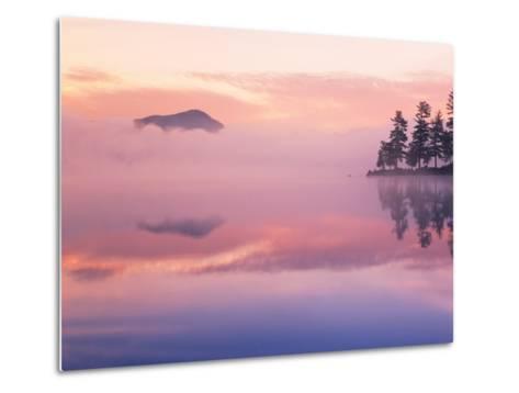 Salt Pond Bay and Nauset Beach, Cape Cod National Seashore, Massachusetts, USA-Howie Garber-Metal Print
