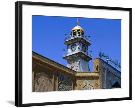 Holy Shrine of the Imam Ali Ibn Abi Talib, an Najaf, Iraq-Jane Sweeney-Framed Art Print