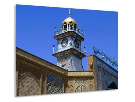 Holy Shrine of the Imam Ali Ibn Abi Talib, an Najaf, Iraq-Jane Sweeney-Metal Print