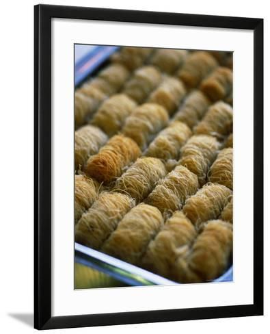 Kataifi, Greece-Alan Benson-Framed Art Print