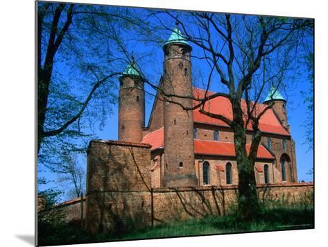 Fortified Church of St. Rocco, Brochow, Mazowieckie, Poland-Krzysztof Dydynski-Mounted Photographic Print