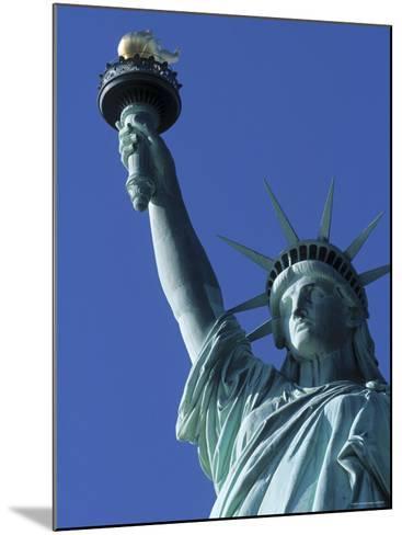 Statue of Liberty, New York City, USA-Jon Arnold-Mounted Photographic Print