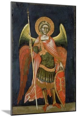 Warrior Angel, 1348-54-Ridolfo di Arpo Guariento-Mounted Giclee Print