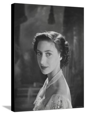The Princess Margaret, Countess of Snowdon, 21 August 1930 - 9 February 2002-Cecil Beaton-Stretched Canvas Print
