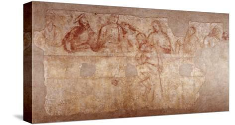 Last Supper-Sodoma-Stretched Canvas Print