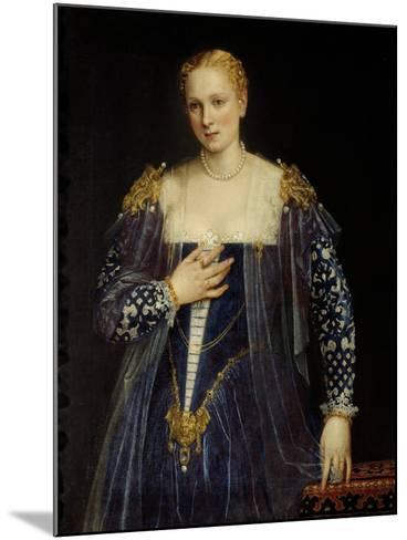 Portrait of Countess Nani-Paolo Veronese-Mounted Giclee Print
