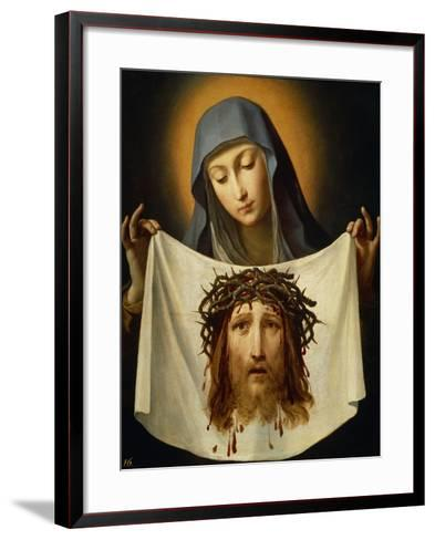 The Veronica-Guido Reni-Framed Art Print