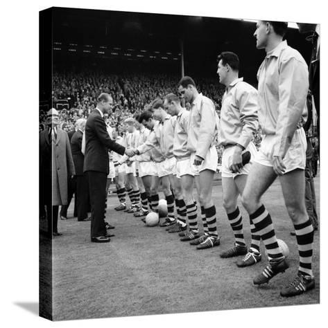 FA Cup Final at Wembley Stadium--Stretched Canvas Print