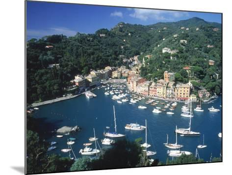 Portofino, Italy-Lonnie Duka-Mounted Photographic Print