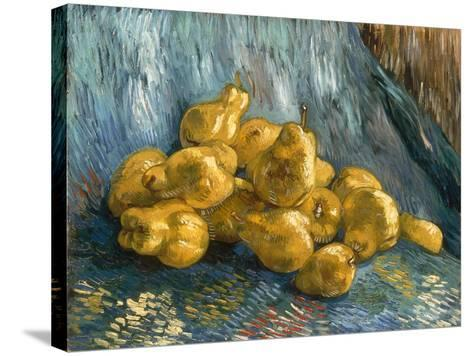 Still-Life With Quinces-Vincent van Gogh-Stretched Canvas Print