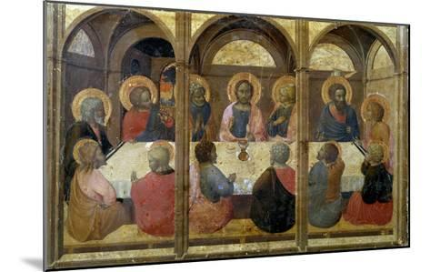 The Last Supper-Sassetta-Mounted Giclee Print