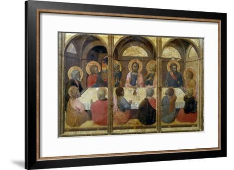 The Last Supper-Sassetta-Framed Art Print