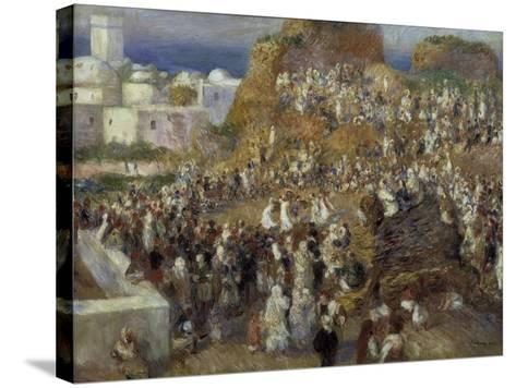 The Mosque-Pierre-Auguste Renoir-Stretched Canvas Print