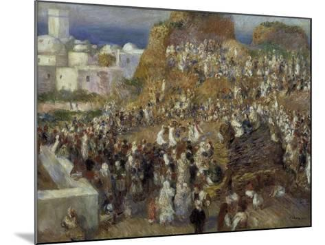 The Mosque-Pierre-Auguste Renoir-Mounted Giclee Print