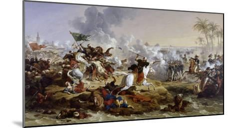 Battle of the Pyramids-Francois Andre Vincent-Mounted Giclee Print