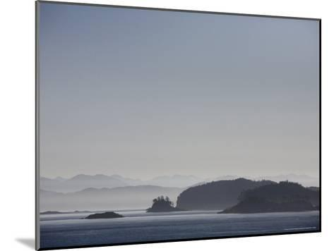 Misty Afternoon on Haida Gwaii-Taylor S^ Kennedy-Mounted Photographic Print