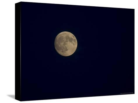 Full Moon on a Summer Night-Taylor S^ Kennedy-Stretched Canvas Print