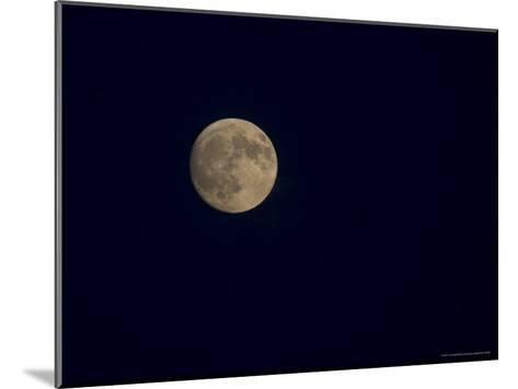 Full Moon on a Summer Night-Taylor S^ Kennedy-Mounted Photographic Print
