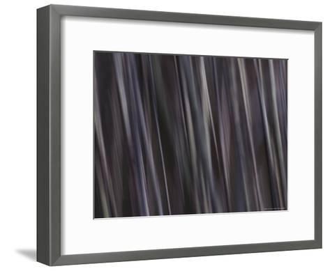 Water Pattern, Time Exposure-Mattias Klum-Framed Art Print